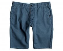 Quiksilver Pánské kraťasy Everyday Chino Short Indian Teal EQYWS03252-BQK0 30