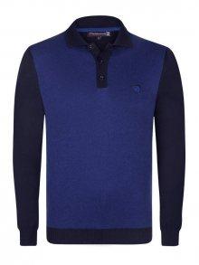 Giorgio Di Mare Pánský pulovr GI5408973_Navy/Sax\n\n