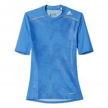 adidas Tf Chill Gfx Ss modrá L