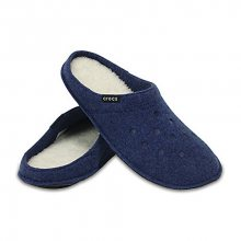 Crocs Pantofle Classic Slipper Cerulean Blue/Oatmeal 203600-4GD 38-39