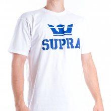 Tričko Above bílá XL
