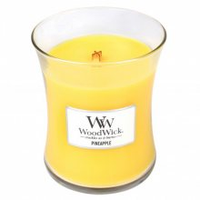 WoodWick Svíčka oválná váza WoodWick Ananas 814511, 275 g\n\n