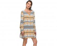 Roxy Dámské šaty View Delights ERJWD03201-WBT2 Marshmallow New Maiden XS