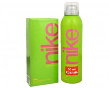 Nike Green Women - EDT 100 ml + deodorant ve spreji 200 ml
