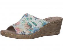 Jana Dámské pantofle 8-8-27210-20-149 White Flower 36
