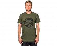 Horsefeathers Pánské tričko Bout Cypress SM954B S