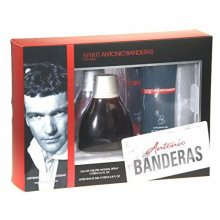 Antonio Banderas Spirit - EDT 100 ml + balzám po holení 100 ml - SLEVA - chybí cca 2 ml EDT