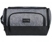 Quiksilver Cestovní kosmetická taška Capsule Light Grey Heather EQYBL03147-SGRH
