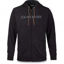 Dakine Pánská mikina Rail Hooded Fleece Black 10000886-W18 XXL