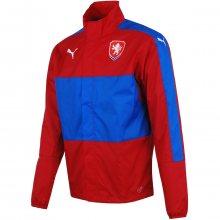 Puma Cz Republic Lightweight Jacket červená XL