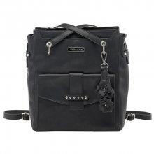 Tamaris Elegantní dámský batoh Danila Backpack 2675181-001 Black