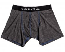 Quiksilver Boxerky Boxer Edition Dark Charcoal Heathe EQYLW03022-KYFH S