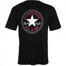 Converse Pánské triko Core Chuck Patch Tee Black S