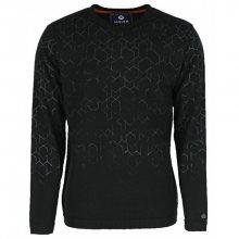 Noize Pánský svetr s dlouhým rukávem Black 4323200-00 M