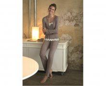 SELMARK Dámské pyžamo s krajkou P00730-P05 S