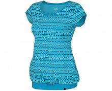 Hannah Dámské triko Surimi Blue curacao 36