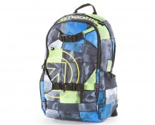 Meatfly Basejumper Watercolor Blue 20l
