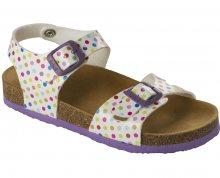 Scholl Dětské sandále Smyley Kid Bioprint Multi F265721039 27