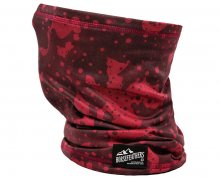 Horsefeathers Nákrčník Neck Warmer II Strawberry Camo AA818Y