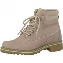 Tamaris Elegantní dámské kotníkové boty 1-1-25242-29-586 Lt.Pink Nubuc 41