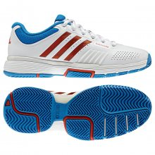 adidas Adipower Barricade W bílá EUR 36