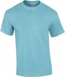 Tričko Gildan Ultra - Blankytně modrá S