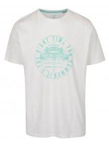 Krémové tričko s potiskem JP 1880