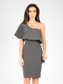 Isabel by Rozarancio Dámské šaty IR17F P4022_GREY\n\n