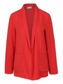 Červené sako s kapsami Noisy May Logan