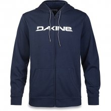 Dakine Pánská mikina Rail Hooded Fleece Midnight/White 10000886-W18 L