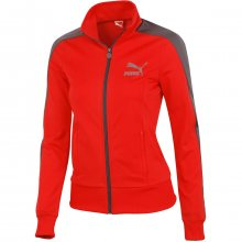 Puma Heroes T7 Track Jacket červená S