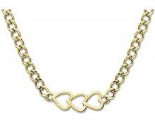 Tommy Hilfiger Zlatý srdíčkový náhrdelník TH2700906