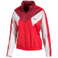 Puma Icon Windbreaker červená S