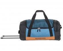 Quiksilver Cestovní taška New Centurion Blue Nights Heather EQYBL03141-BSTH