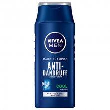 Nivea Pečující šampon proti lupúm pro muže Cool (Anti Dandruff Shampoo) 250 ml