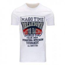 Pánské moderní tričko s potiskem (triko)