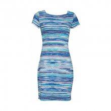 Smashed Lemon Dámské krátké šaty Blue 18028/03 S
