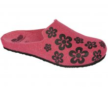 Scholl Dámské pantofle Laye Bioprint Coral F266421209 36