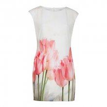 Smashed Lemon Dámské krátké šaty White 18272/01 S