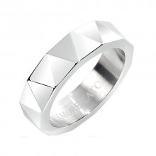 Morellato Ocelový prsten Love Rings SSI02 52 mm