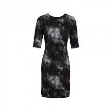 Smashed Lemon Dámské krátké šaty Black 17634/02 XS