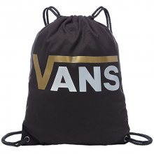 VANS Dámský vak Benched Novelty Backpack Black/Metallic VA3IMFB5T