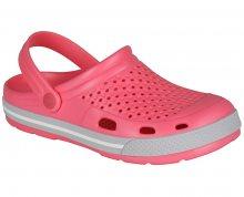Coqui Dámské sandále Lindo 6413 New rouge/Khaki grey 102058 36
