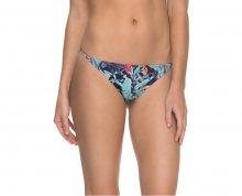 Roxy Plavkové kalhotky Prt Roxy Essentials Dress Blues Fantastic Garden Swim ERJX403560-BTK6 XS
