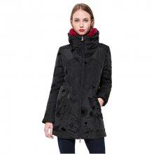 Desigual Dámský kabát Abrig Bratislava 17WWEW43 2000 36