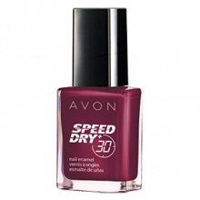 Avon Rychleschnoucí lak na nehty Speed Dry+ 30 12 ml Ballerina