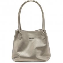 Tamaris Elegantní kabelka Louise Shopping Bag 2401172-915 Pewter