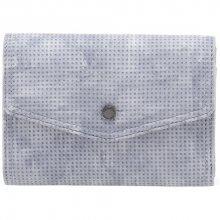 Tamaris Elegantní peněženka Adriana Small Wallet with Flap 7073181-810 Light Blue