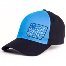 Meatfly Kšiltovka Sprint Flexfit B - blue S/M