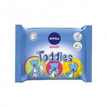 Nivea Multifunkční ubrousky Baby Toddies 60 ks